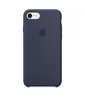 Apple iPhone 7 Silicone Case - Midnight Blue (MMWK2)