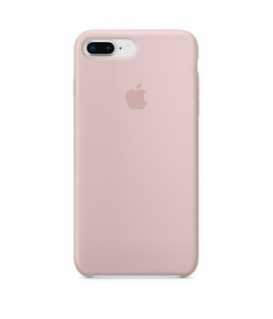 Apple iPhone 8 Plus / 7 Plus Silicone Case - Pink Sand (MQH22)