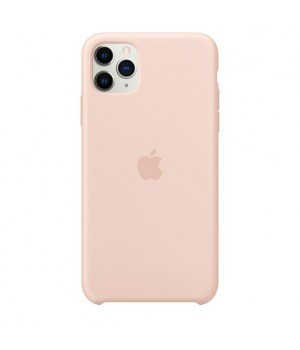 Apple iPhone 11 Pro Max Silicone Case - Pink Sand (MWYY2)