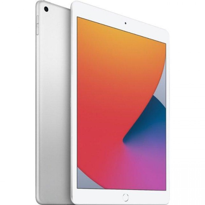 Планшет Apple iPad 10.2 2020 Wi-Fi 128GB Silver (MYLE2)