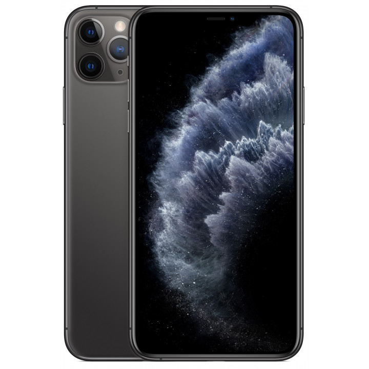 Смартфон Apple iPhone 11 Pro Max 256GB Space Gray (MWHJ2)