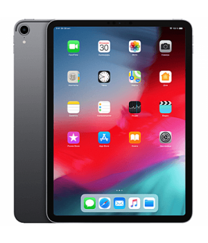 Apple iPad Pro 11'' Wi-Fi 64GB Space Gray 2018 (MTXN2)