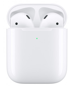 Apple AirPods with Wireless Charging Case (MRXJ2) Б/У