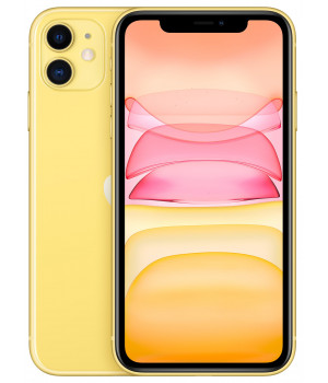 iPhone 11 128GB Yellow (MWM42) A, Б/У
