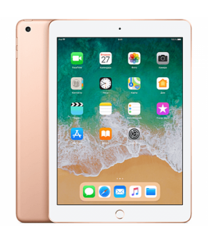 Apple iPad Wi-FI 128GB Gold 2018 (MRJP2)