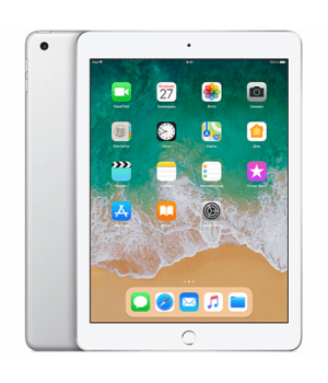 Apple iPad Wi-FI 32GB Silver 2018 (MR7G2)