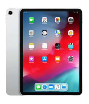 Apple iPad Pro 11'' Wi-Fi 512GB Silver 2018 (MTXU2)