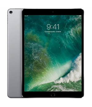 Apple iPad Pro 10.5'' Wi-Fi + Cellular 256GB Space Gray (MPHG2)