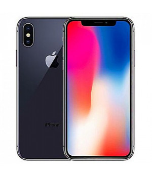 iPhone X 64GB Silver (MQAD2) Like New, б/у