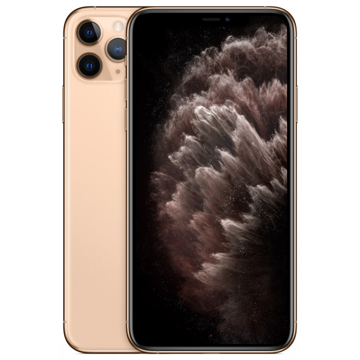 Смартфон Apple iPhone 11 Pro Max 256GB Gold (MWHL2)